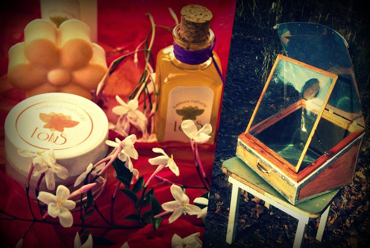 """Verónica Tobar nos presenta """"Lotus Belleza Natural"""" y Sebastián Boye sus Hornos Solares.  http://www.medioambienteradio.cl/capitulo-22"""