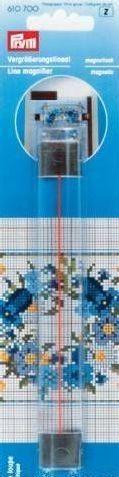 Линейка увеличительная магнитная Prym 610700