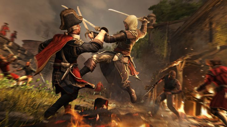 Download .torrent - Assassin's Creed IV - PC - http://www.torrentsbees.com/no/pc/assassins-creed-iv-pc.html