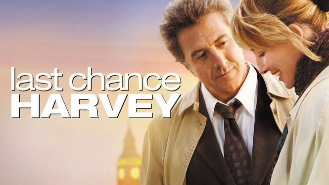 "Check out ""Last Chance Harvey"" on Netflix"