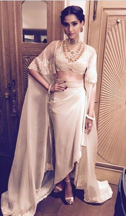 Sonam Kapoor in Promotions More