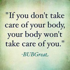 Zorg goed voor jezelf