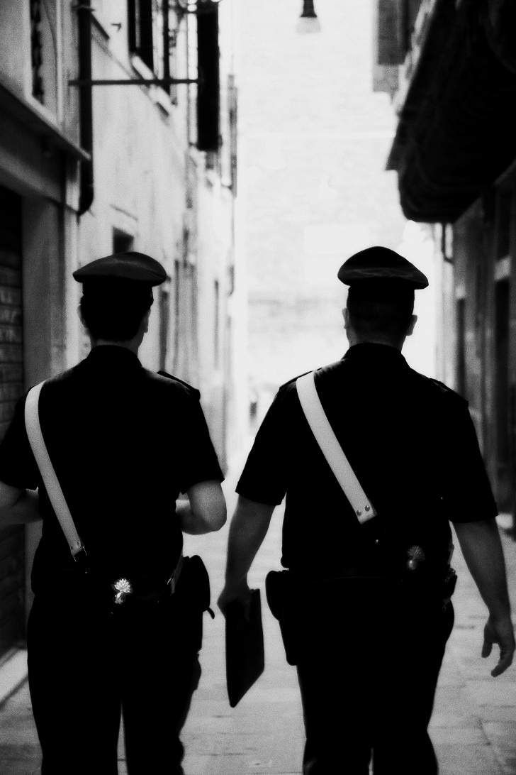 Italian Police - Venice