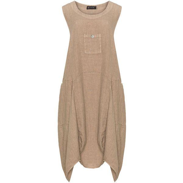 25  best ideas about Beige summer dresses on Pinterest | Casual ...