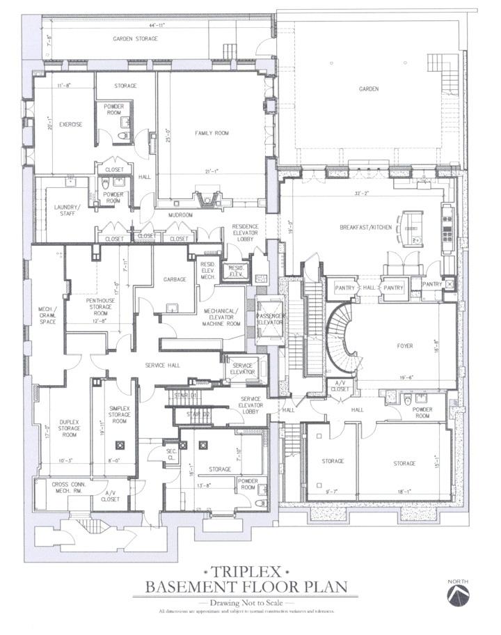 17 best images about floorplan porn on pinterest for Triplex floor plans