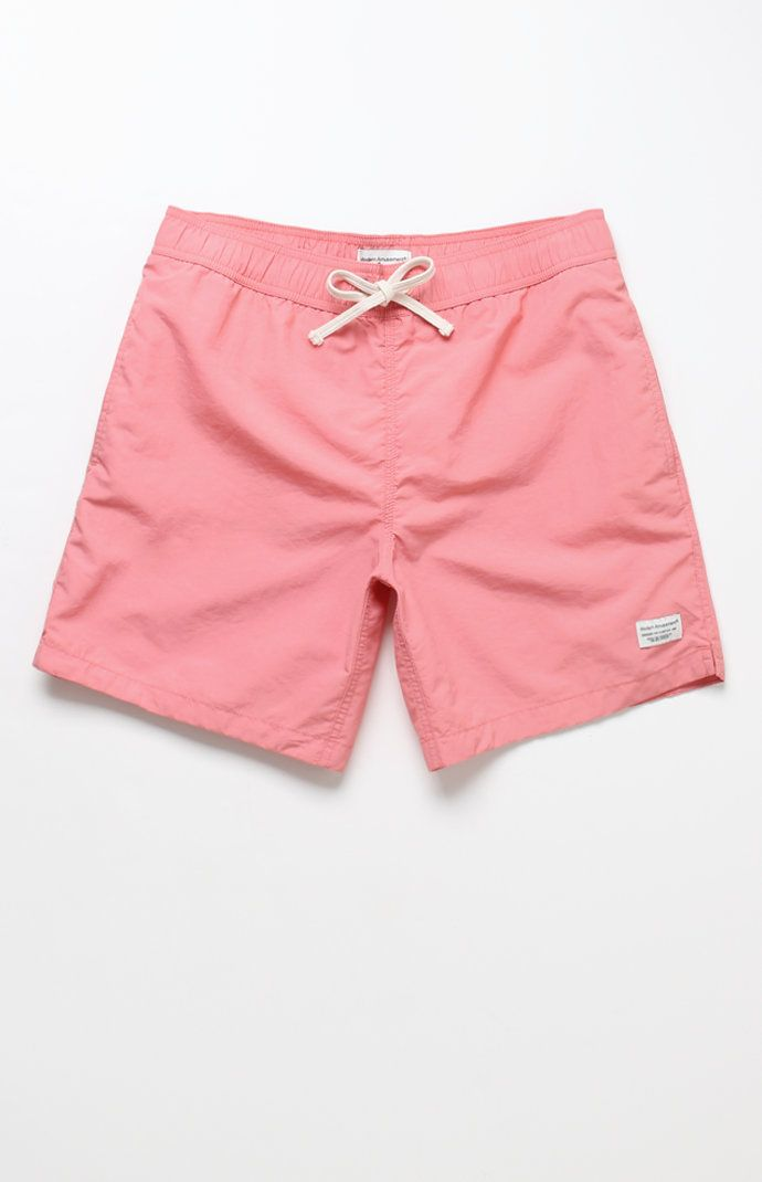 Acamar Solid Volley Boardshorts