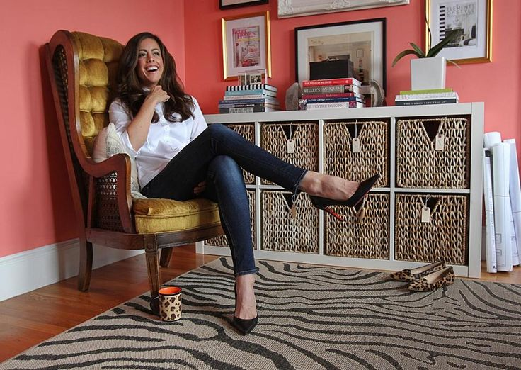 Designer Erin Gates On Her New Book Elements Of Style