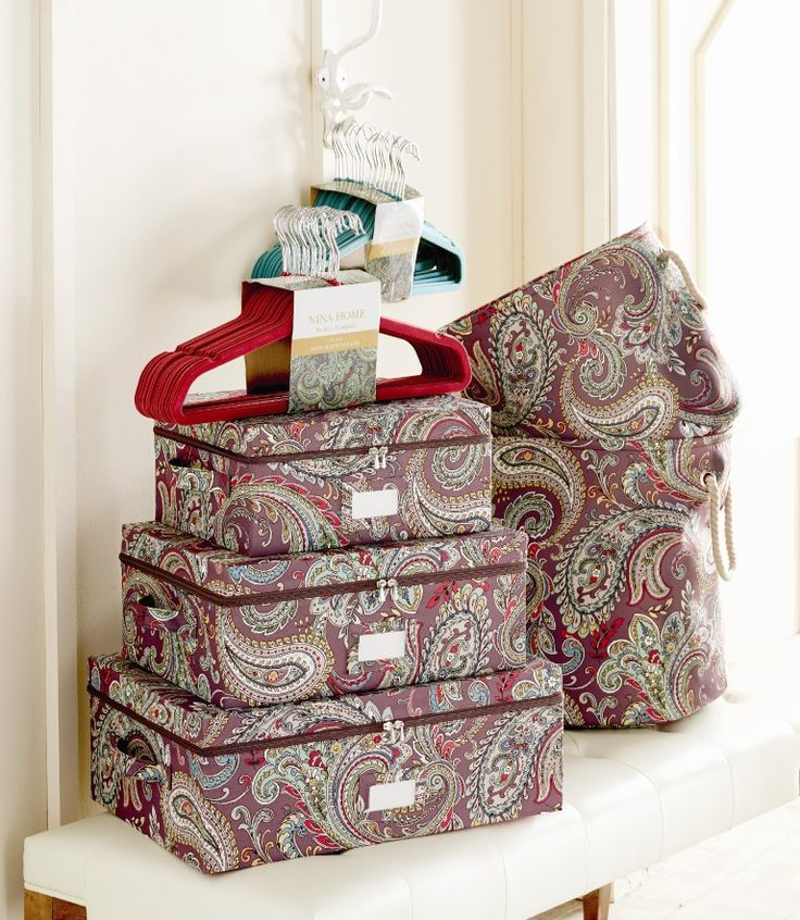 Our Kashmir Storage Pieces Make Organization Anything But Dull
