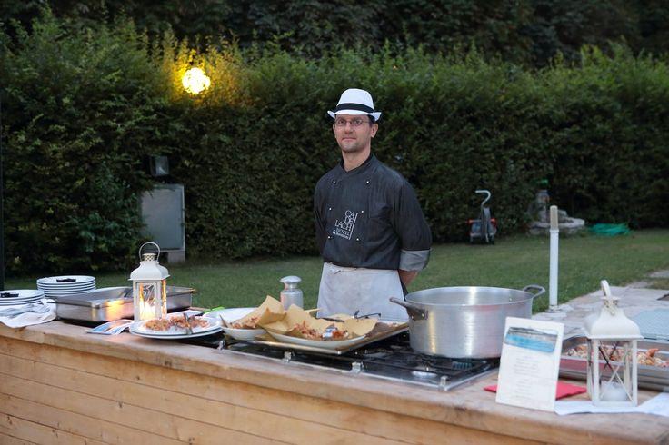 Mobile kitchen #cadelach #eventi #buffet