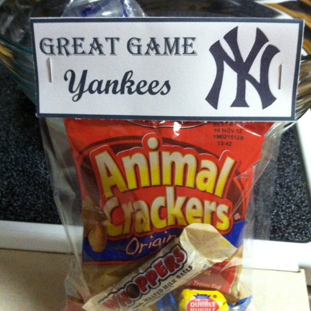 10 best images about Game snacks on Pinterest   Sports mom ...