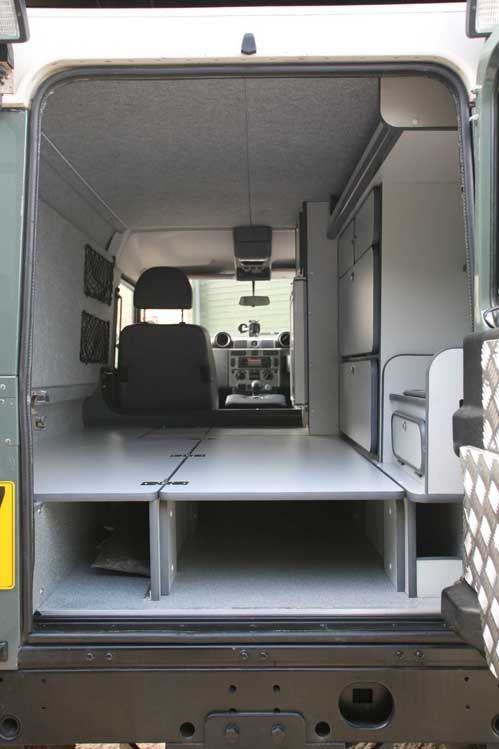 Image result for landrover camping DIY
