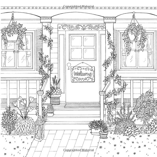 Amazon.com: The World of Debbie Macomber: Come Home to Color: An Adult Coloring Book (9780425286074): Debbie Macomber: Books