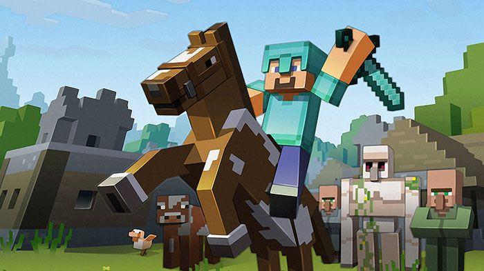 Если вы поклонник боевых действий, приключений, а также создания всего что угодно в Minecraft, то вы можете быть рады узнать, что Microsoft не имеет намерения позволить Minecraft стать застойной. На