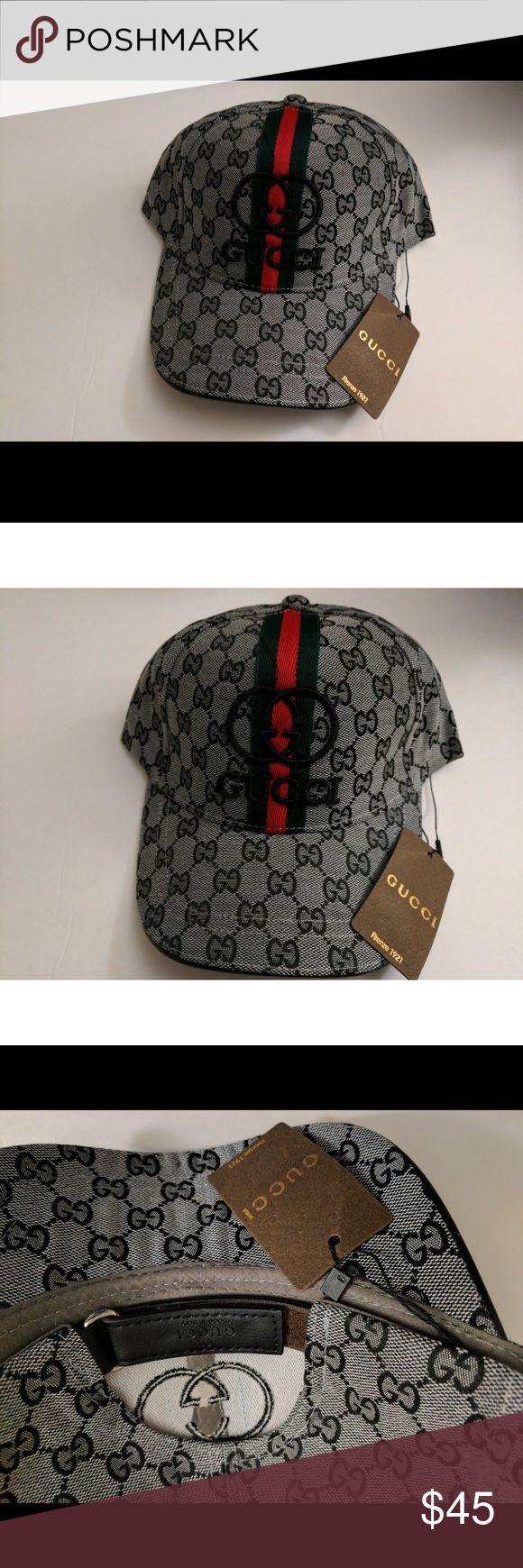 Gucci Style Designer Baseball Hat Popular Gucci designer style baseball hats. Classic hat! Accessories Hats