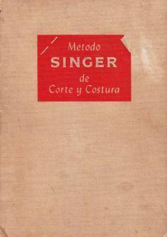 Método Singer de Corte y Confección (Pdf) Descargar Gratis
