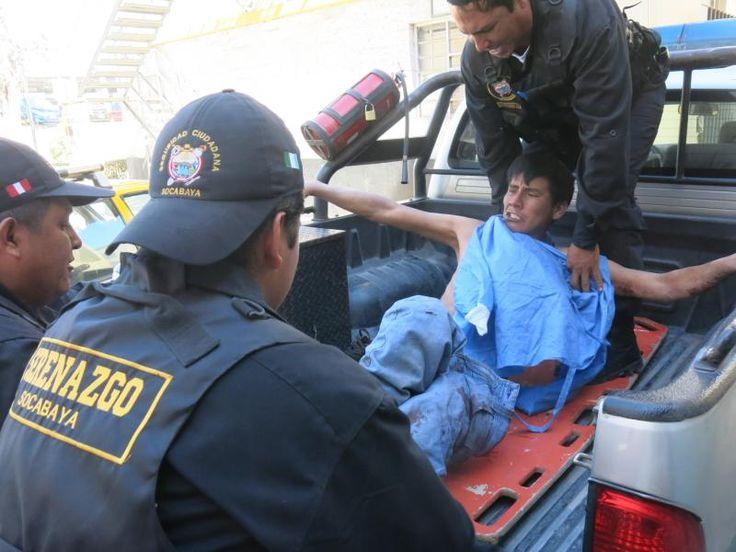 AREQUIPA. Pandilleros acuchillan a joven en Socabaya http://hbanoticias.com/10507