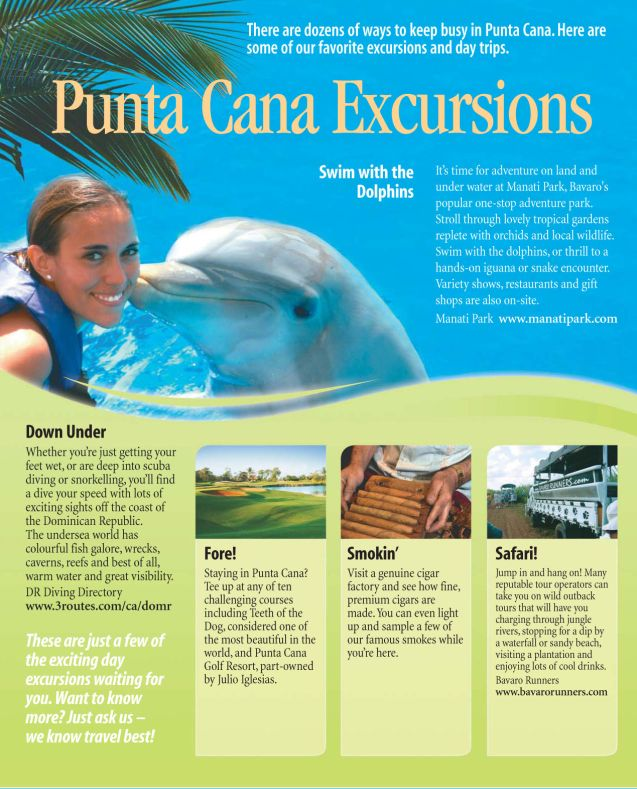Dominican Republic Recommended Resorts - Punta Cana Excursions | Maritime Travel
