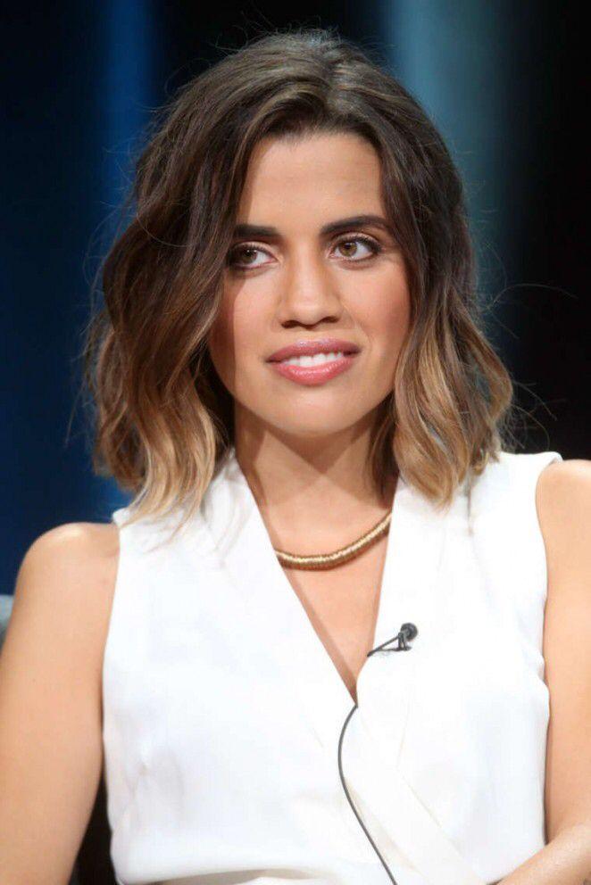 Natalie Morales.
