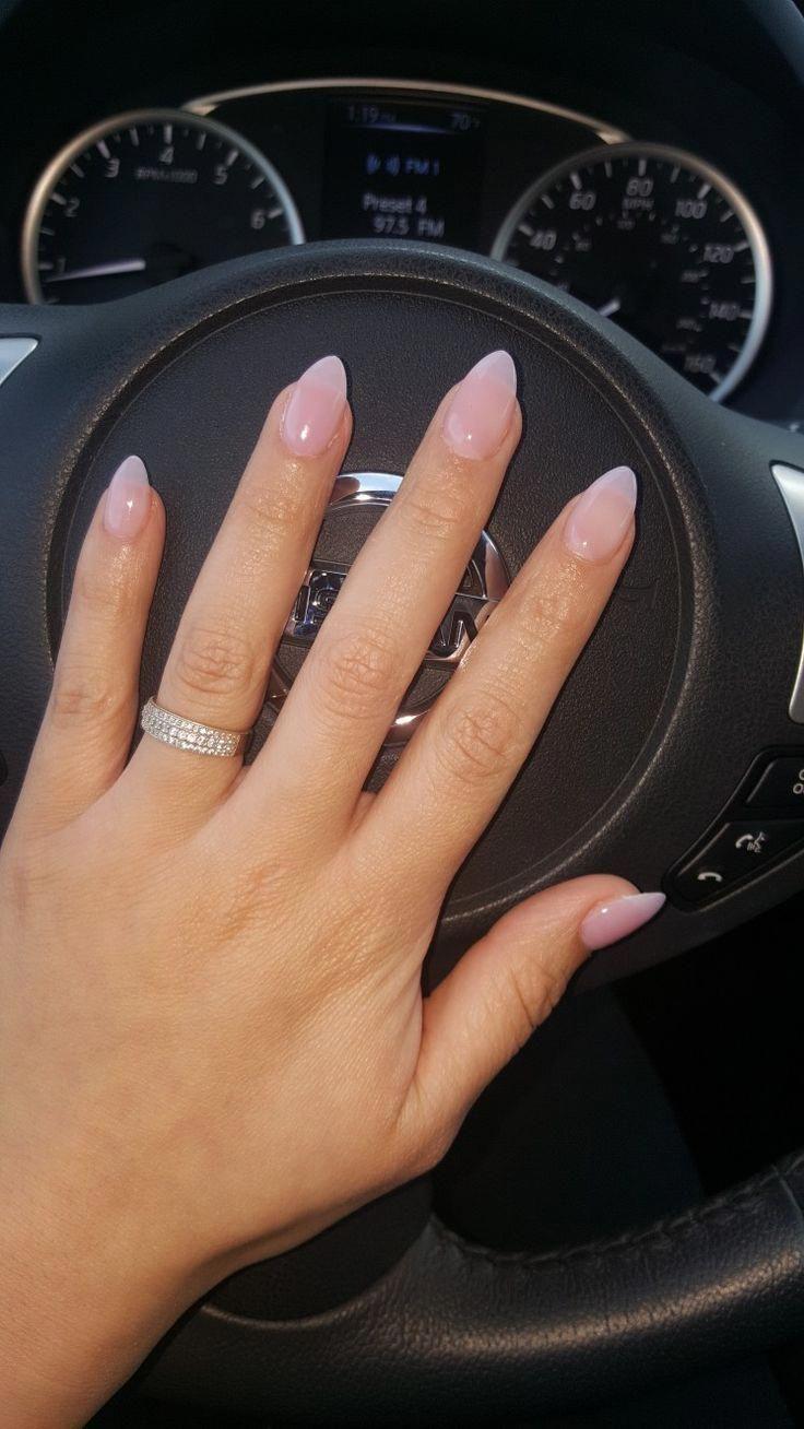 Rosa Puderacrylnägel #acrylnailsglitter – acrylic nails glitter