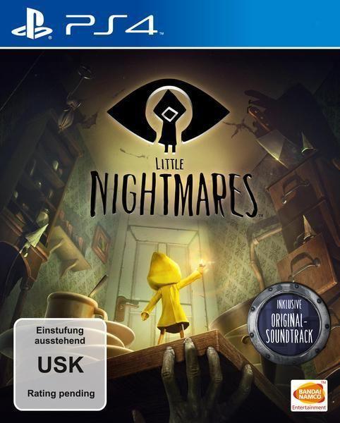 Little Nightmares (inkl. Soundtrack) für PlayStation 4