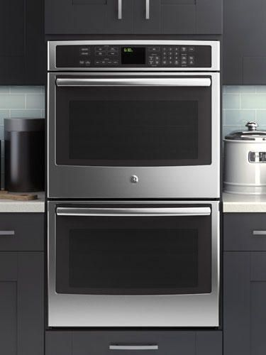 Best kitchen appliances for 2013 GE Brilion Convection Ovens... use your smartphone to control the oven!