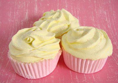 Bath Bomb Cupcakes!