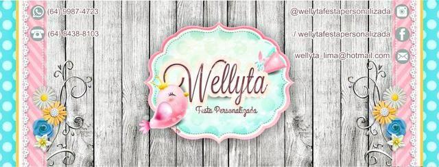 Eu recomendo Wellyta Festa Personalizada- Setor Central, #Chapadão Do Céu, #Goiás, #Brasil