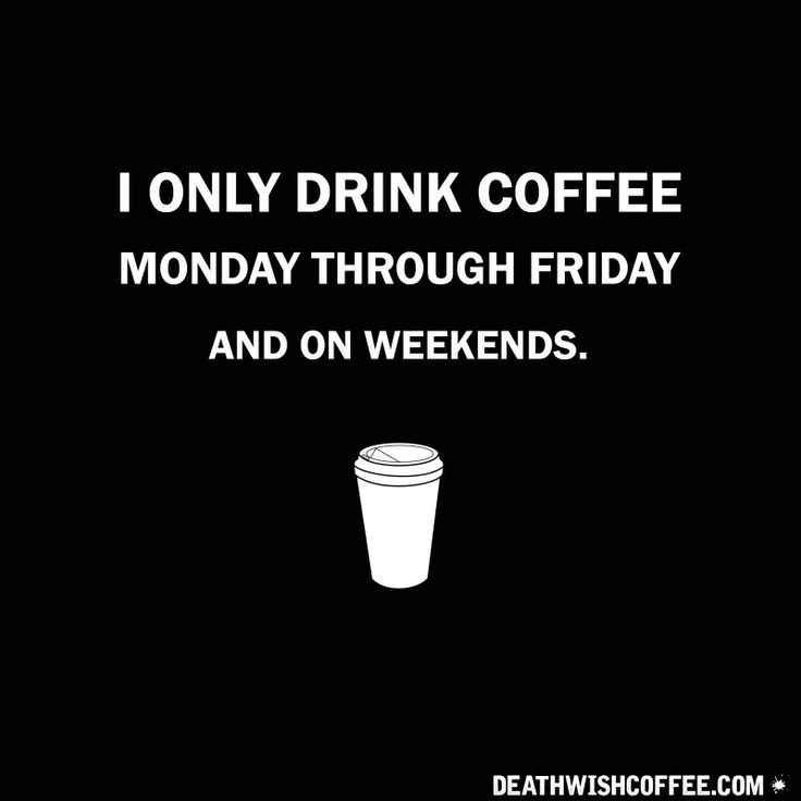 And on weekends.....