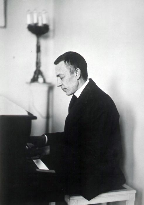 Rachmaninoff was undoubtedly one of the greatest composers to ever live and I will always enjoy playing his music.