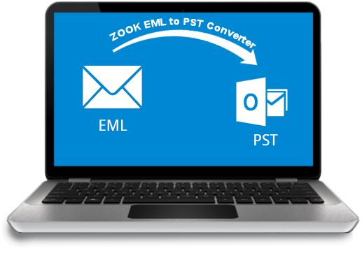 Export EML to MSG format with their attachments which can be directly import to MS Outlook.