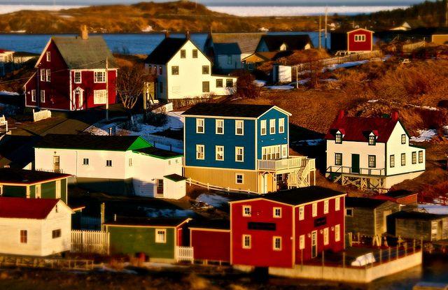 Trinity Bay; Newfoundland Factory
