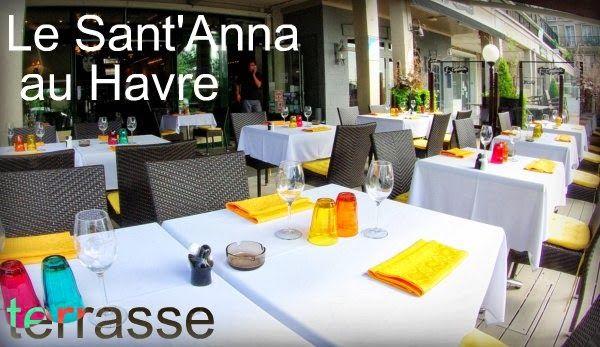 restaurant Le Havre : Le Sant'anna