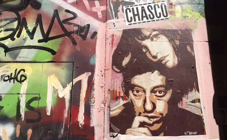 Tour street art avec Charlotte: à la découverte de l'art urbain à Barcelone