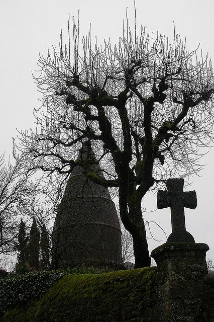 Sarlat, lanterne des morts | Flickr - Photo Sharing!