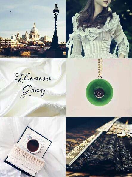 Tessa Gray: