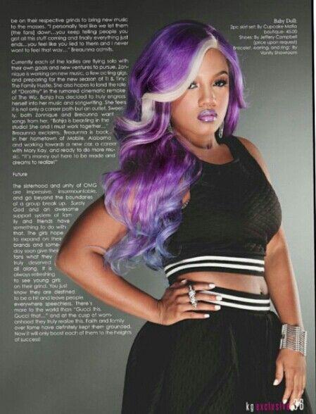 Breaunna Womack Real Hair 121 best Breaunna Woma...