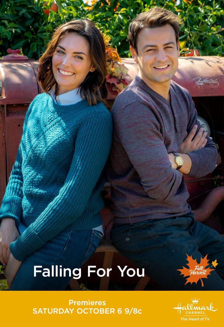 Taylor Cole and Tyler Hynes star in their first Fall