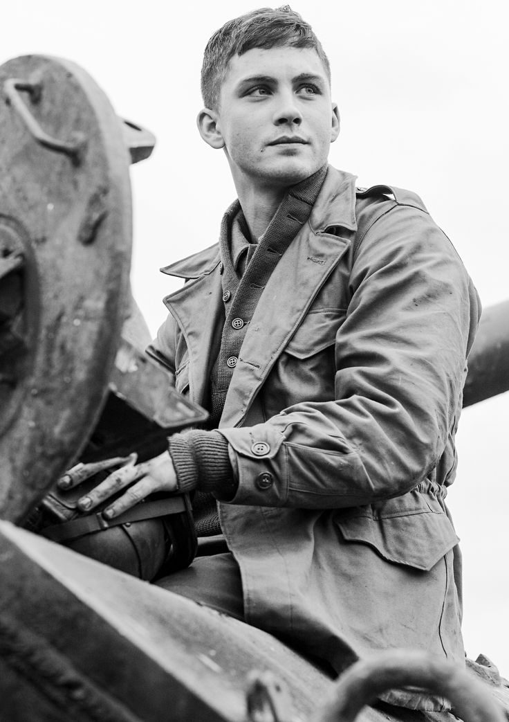 have u watched fury? i haven't D: idk what kind of logan fan i am but i will watch it eventually