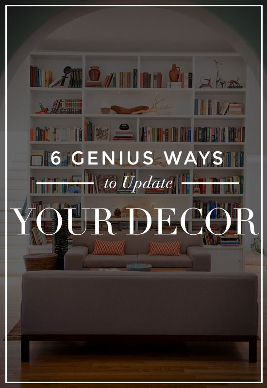 6 Super-Easy Decorating Tips to Spruce Up Your Pad This Year