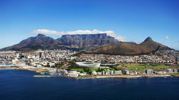Cape Town - never get tired of being here