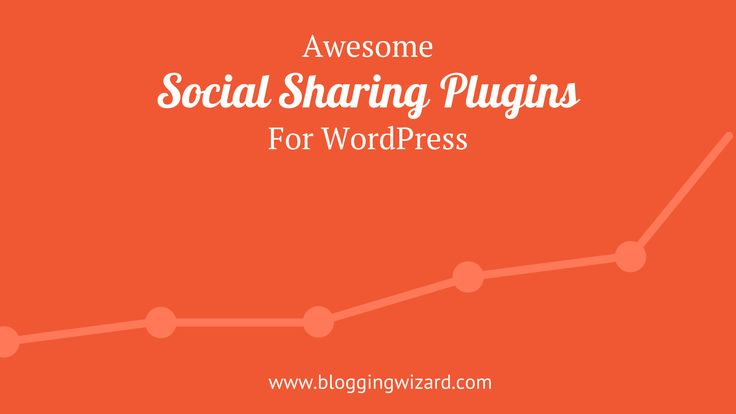 Make it easy for your content to be shared using these powerful WordPress plugins.