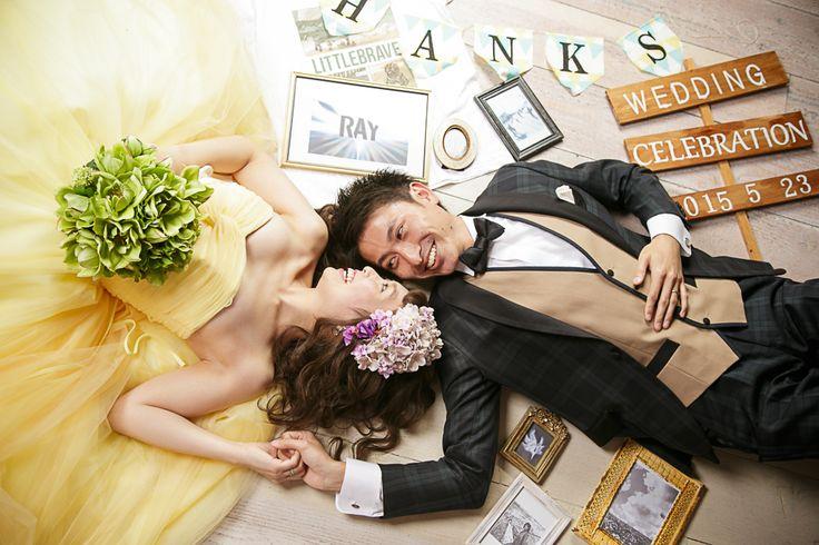 オーダーメイドフォトウエディング(Photo wedding)カラードレス(color)004-10086