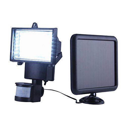 Nuova offerta in #illuminazione : Lampada Solare Luci con 60 LED da Esterno Automatica Sensore di Movimento Regolabile Casa Giardino Scale a soli 25.57 EUR. Affrettati! hai tempo solo fino a 2017-02-03 23:39:00