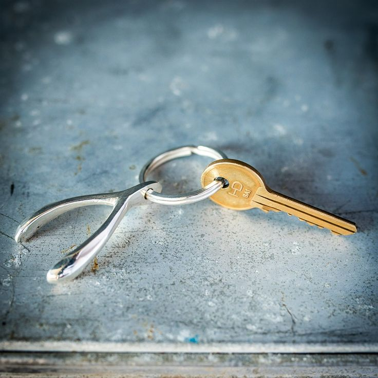 Wishbone Key Ring  | Culinary Concepts