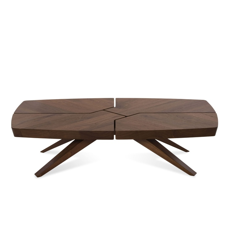 angela adams furniture. munjoy coffee table designed by sherwood hamill of angela adams furniture