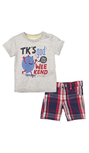 OFFCORSS Matching Brother Siblings Shorts and TShirt Outfits for Baby Boys Infant Newborn Set Recien Nacido Ropa Conjunto Ropita Bebe Nio Size 0 3 M ** Click image to review more details.Note:It is affiliate link to Amazon.