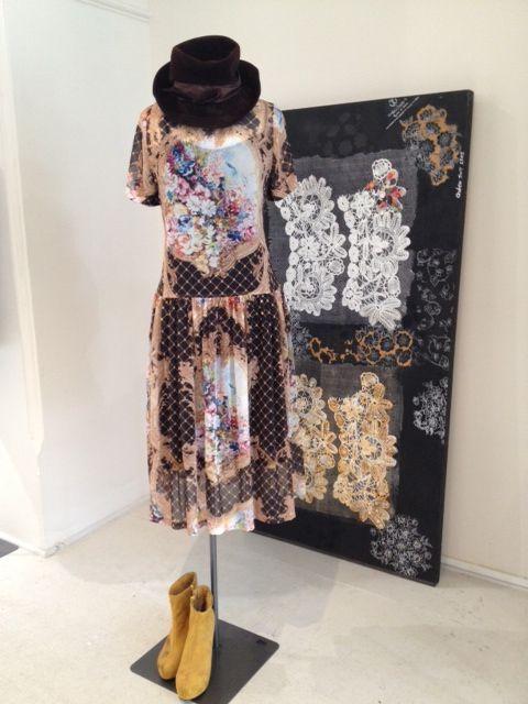 Trelise Cooper 'Heath Cliffe' dress at Trelise Cooper Wellington