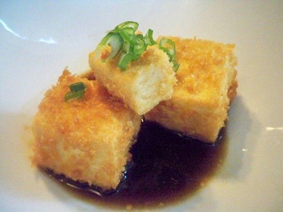 Agedashi Tofu | BENNY'S FOOD PORN | Pinterest