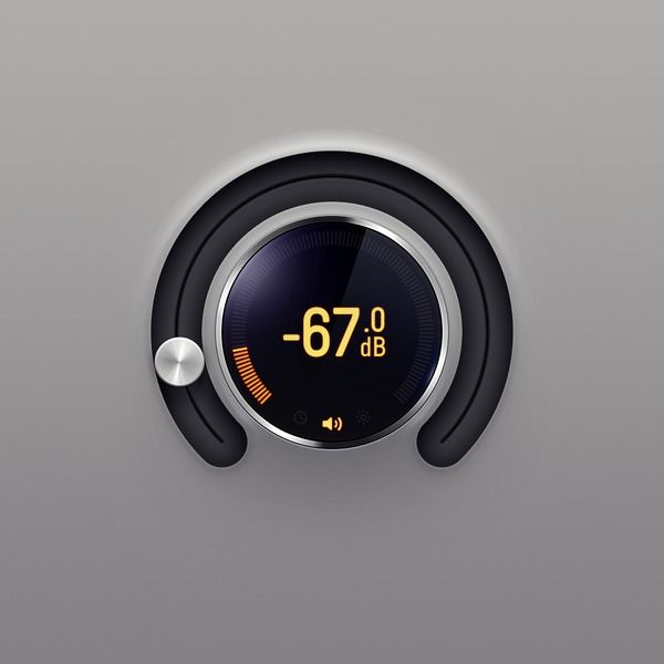 Radialslider #webdesign #design #designer #inspiration #user #interface #ui