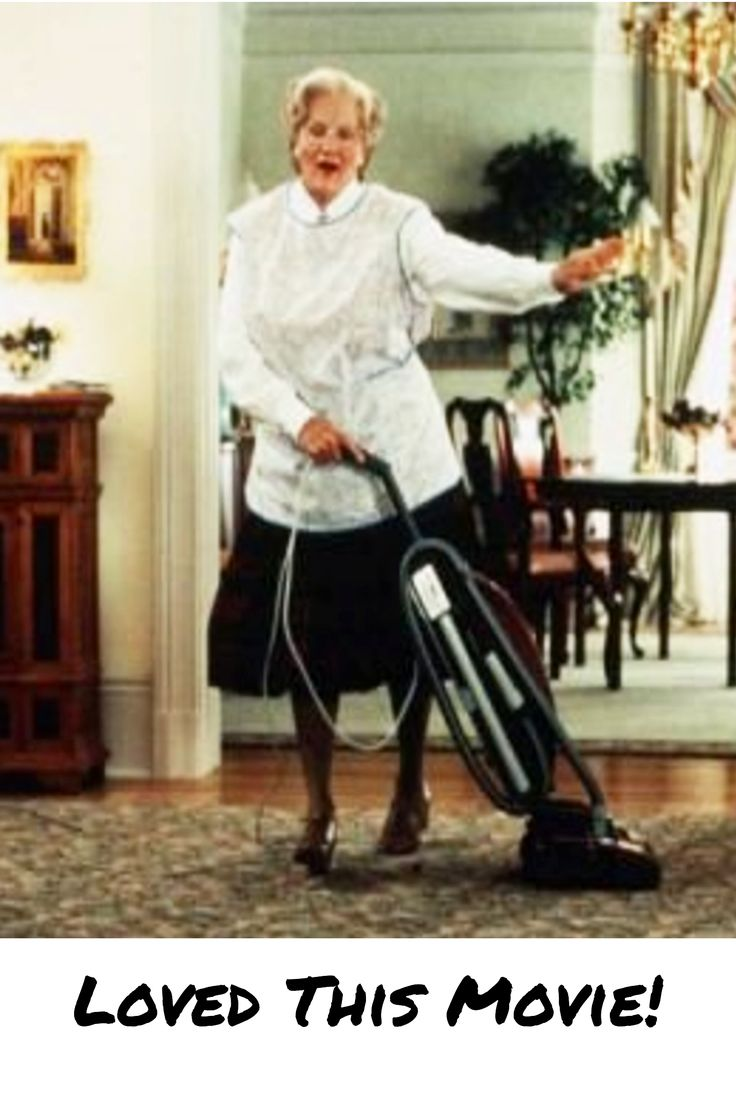 Loved This Movie! Mrs DoubtFire rules!  From best lightweight vacuum cleaners for the elderly